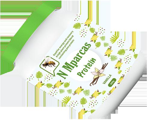Τροφές μελισσών σε μεγάλη ποικιλία protein